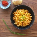 Vegan Thai Curry Mac and Cheese