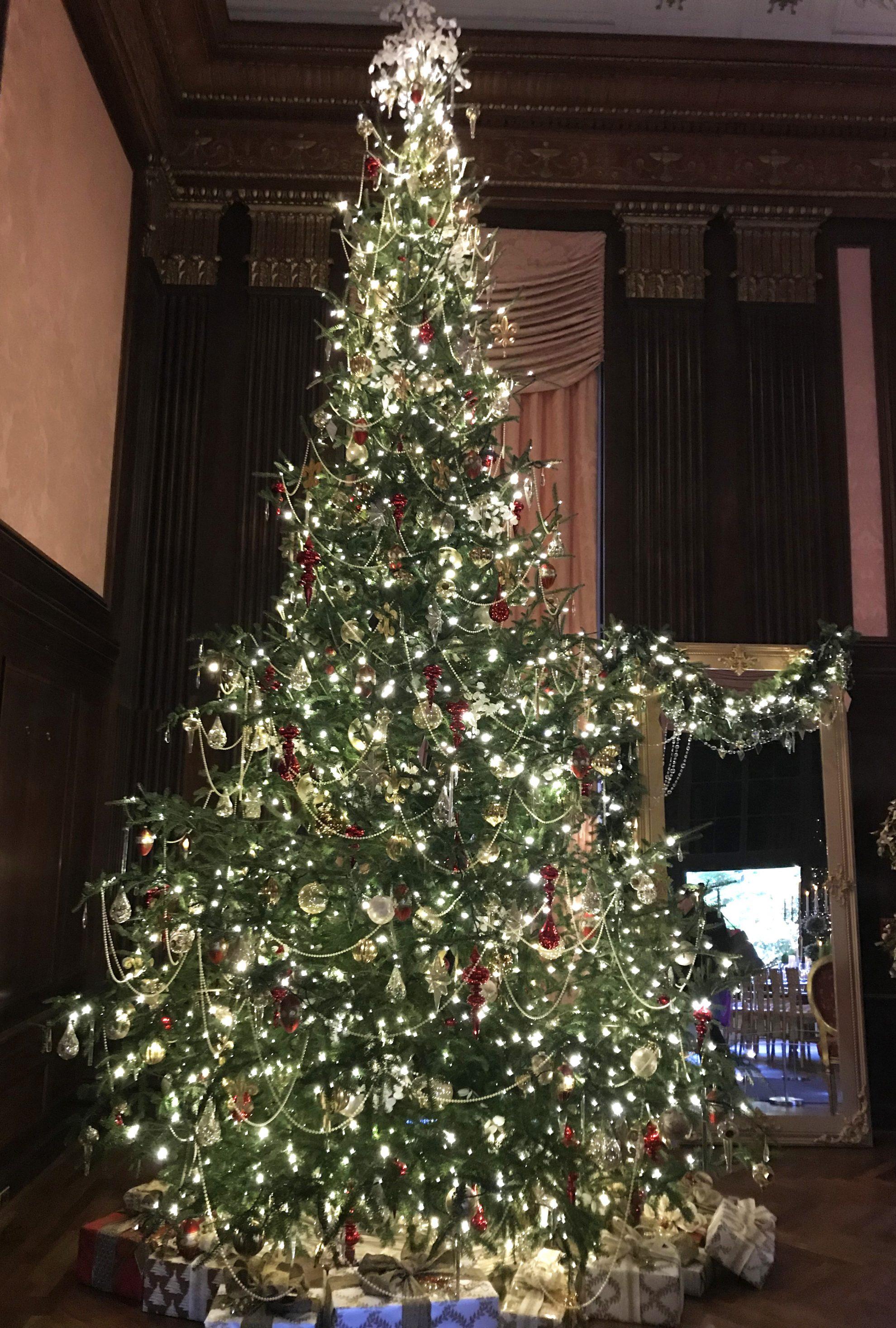 Longwood Gardens Christmas Lights