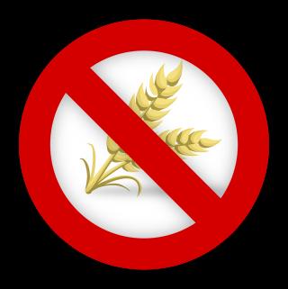 Gluten free symbol for safe gluten free travel