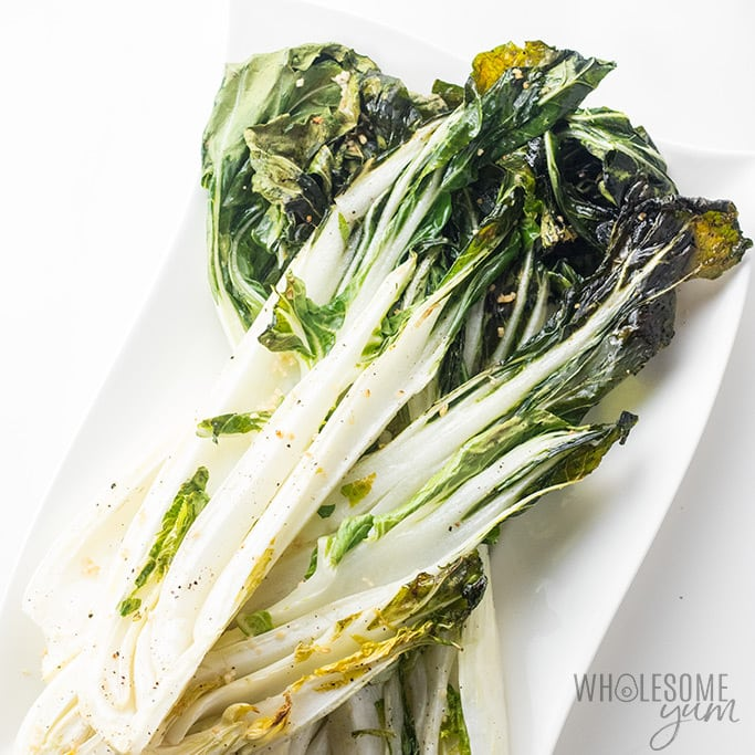 Quick and easy vegan keto vegetables