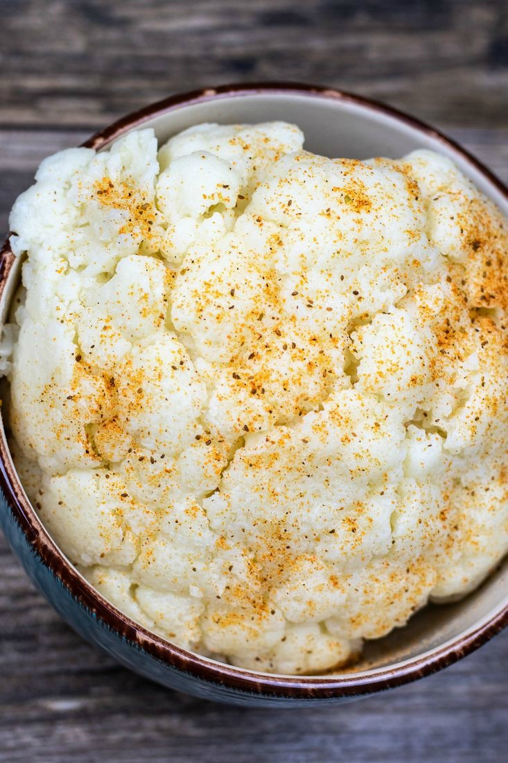 This spicy cauliflower is a great plant based keto recipe. An easy keto recipe for veggies