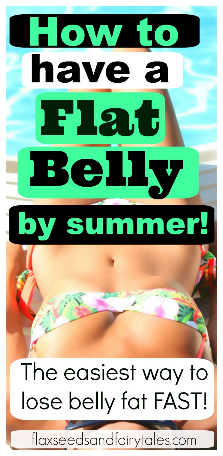 6 Easy Ways To Lose Belly Fat Naturally At Home Flat Stomach Fast