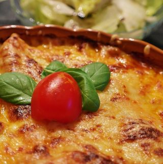 Cheese is a great way to add extra fat when eating out on keto at Italian restaurants