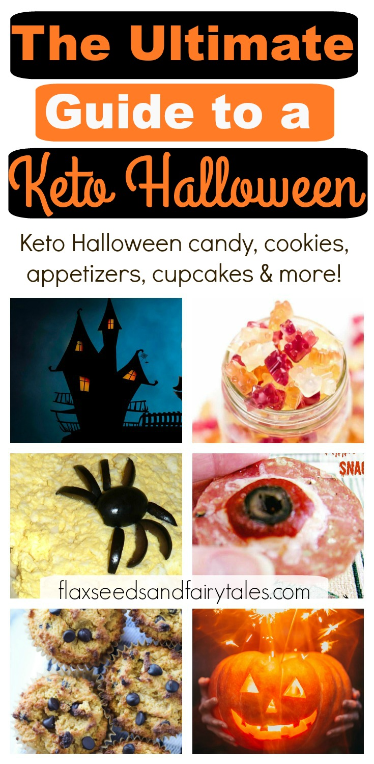 I can't wait to make these delicious low carb keto Halloween recipes! #ketohalloween #lowcarbhalloween